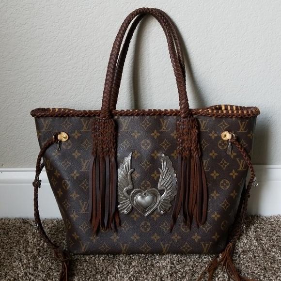 Louis Vuitton Bags   Soldauthentic Neverfull Mm   Poshmark c5dd491b9d3
